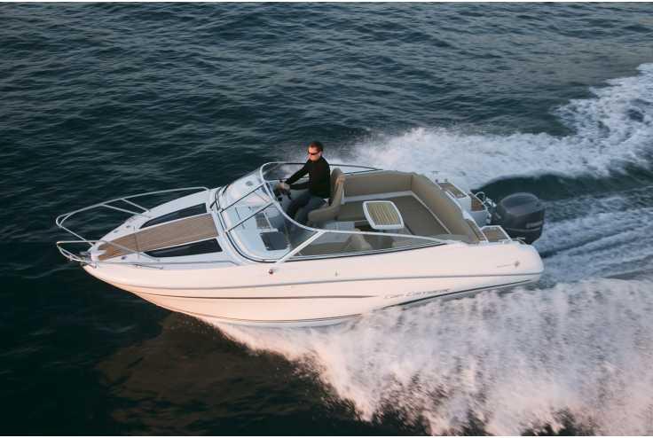 bateau JEANNEAU CAP CAMARAT 6.5 DC série² occasion Bouches du Rhone - PACA   40 810 €
