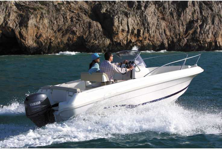 bateau JEANNEAU CAP CAMARAT 5.1 CC occa