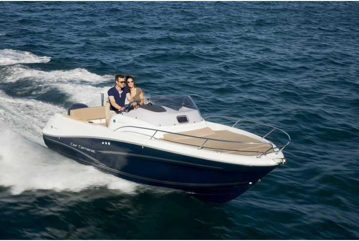 bateau JEANNEAU CAP CAMARAT 6.5 WA série² occasion Bouches du Rhone - PACA   38 290 €