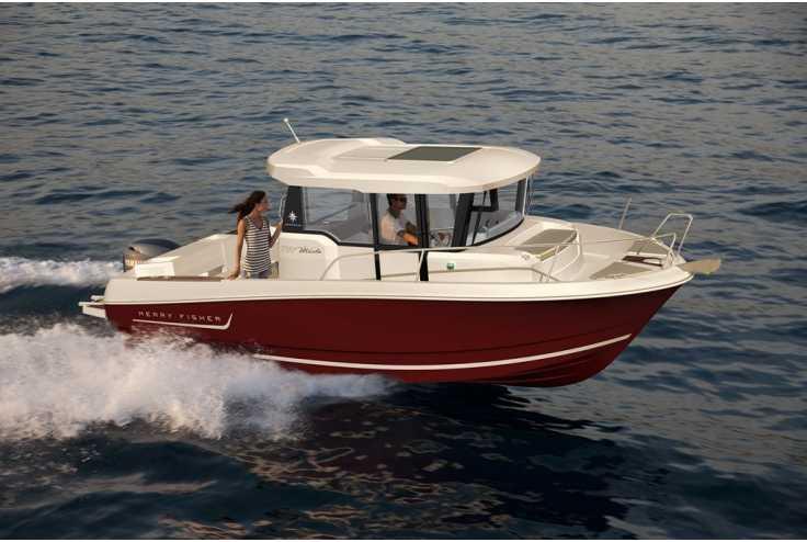 bateau JEANNEAU MERRY FISHER 755 MARLIN occasion Bouches du Rhone - PACA   48 700 €