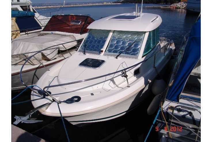 bateau JEANNEAU MERRY FISHER 725 occasion Bouches du Rhone - PACA   34 000 �