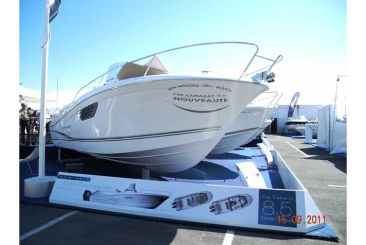 bateau JEANNEAU CAP CAMARAT 8.5 CC occasion Bouches du Rhone - PACA   78 010 €