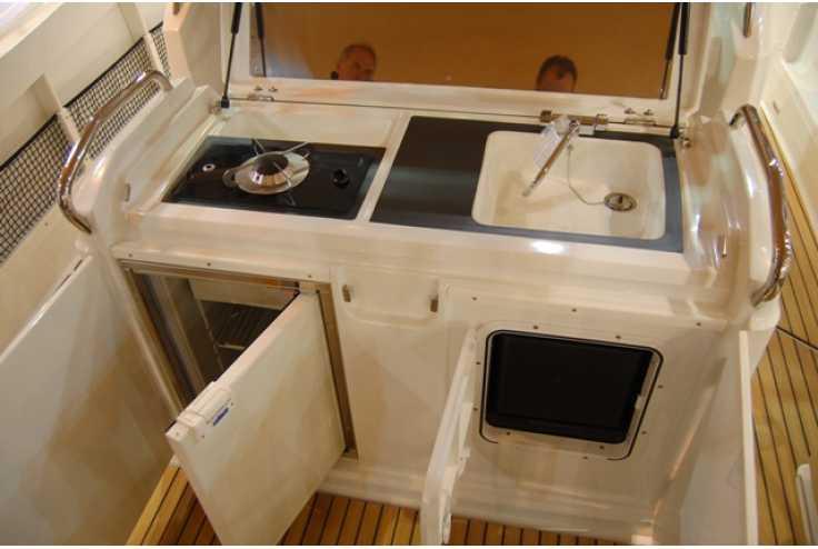 JEANNEAU CAP CAMARAT 8.5 CC - Bateau neuf 13 - Vente 78010 : photo 8