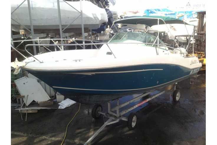 bateau JEANNEAU CAP CAMARAT 755 WA occasion Bouches du Rhone - PACA   22 000 �