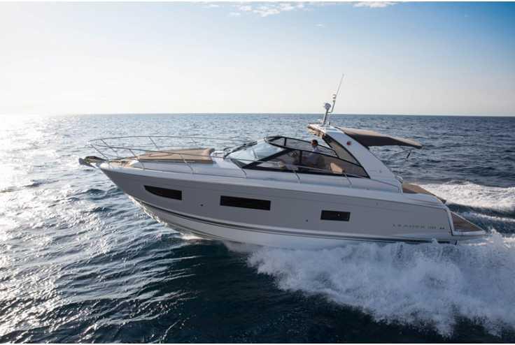 bateau JEANNEAU LEADER 40 occasion Bouches du Rhone - PACA   290 880 €