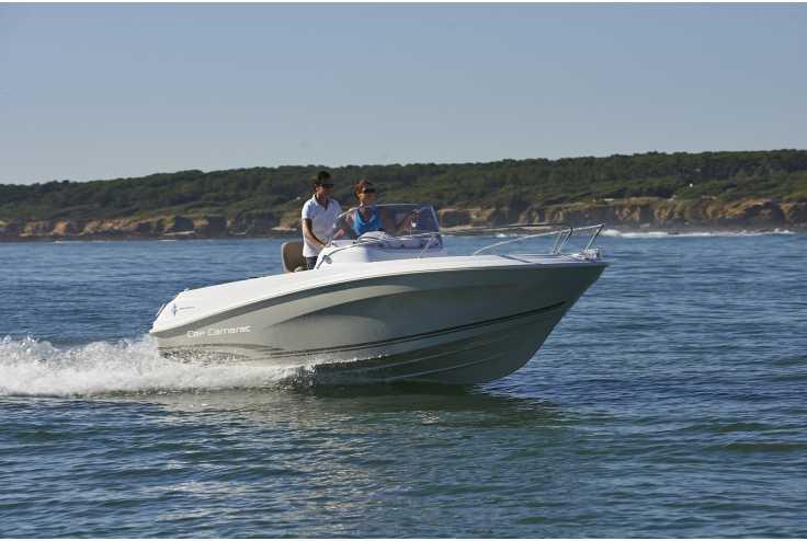 bateau JEANNEAU CAP CAMARAT 5.5 CC s�rie� occasion Bouches du Rhone - PACA   21 550 �