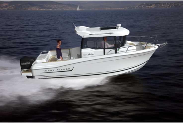 bateau JEANNEAU MERRY FISHER 695 MARLIN occasion Bouches du Rhone - PACA   40 160 €