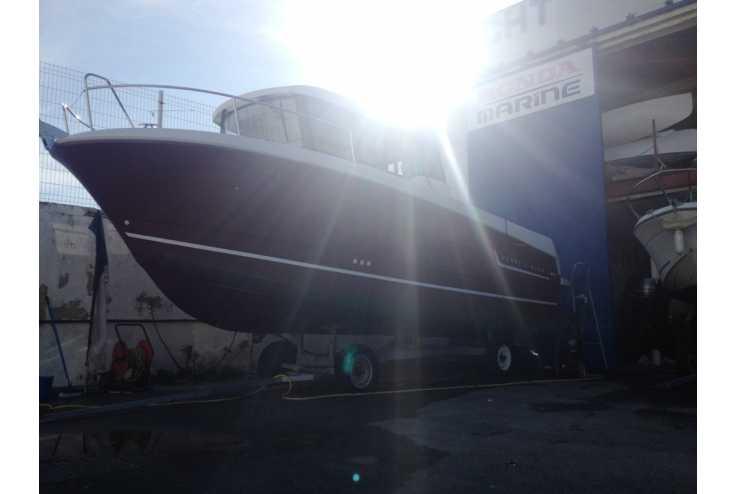 bateau JEANNEAU MERRY FISHER 855 MARLIN occasion Bouches du Rhone - PACA   69 900 €