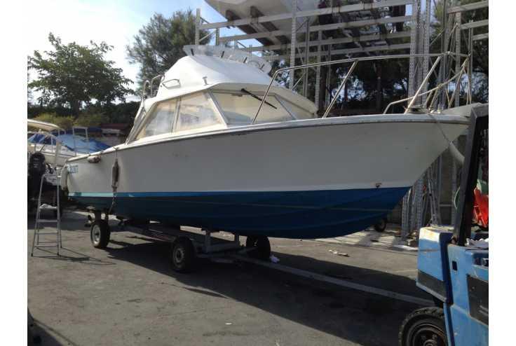 BERTRAM bateau 25 occasion