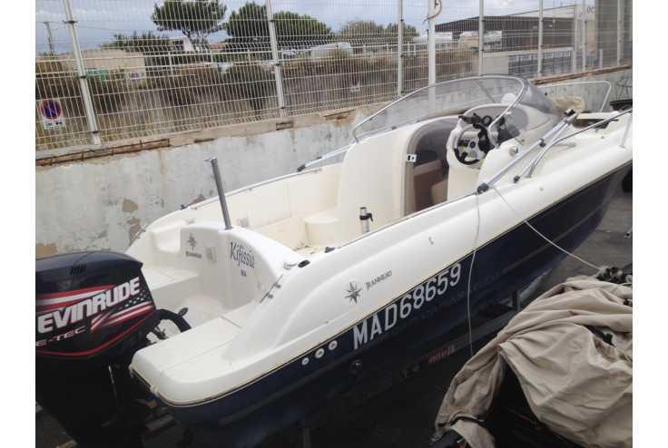 bateau JEANNEAU CAP CAMARAT 715 WA occasion Bouches du Rhone - PACA   22 000 �