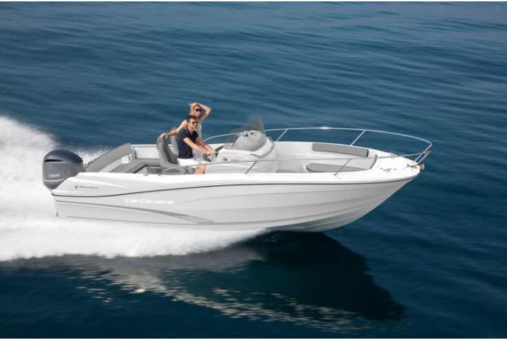 bateau JEANNEAU CAP CAMARAT 7.5 CC série 2 occasion Bouches du Rhone - PACA   43 300 €