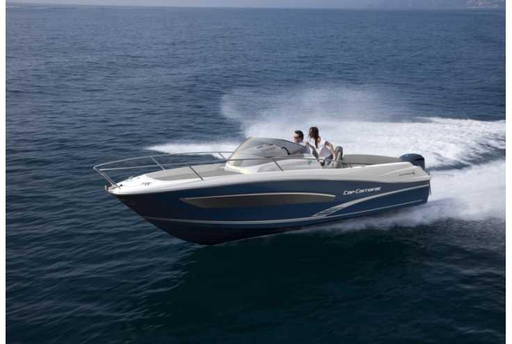 bateau JEANNEAU CAP CAMARAT 7.5 WA Série 2 occasion Bouches du Rhone - PACA   51 800 €