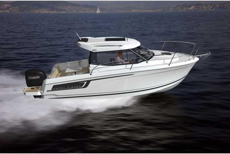 bateau JEANNEAU MERRY FISHER 695 occasion Bouches du Rhone - PACA   40 740 €