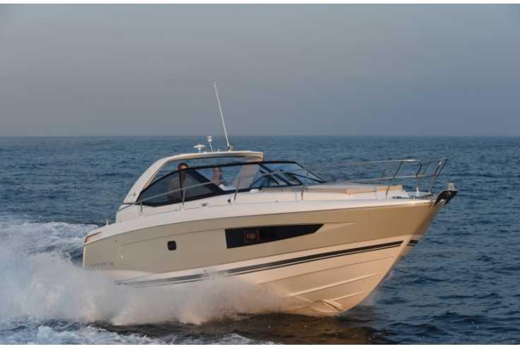 bateau JEANNEAU LEADER 36 occasion Bouches du Rhone - PACA   218 880 €
