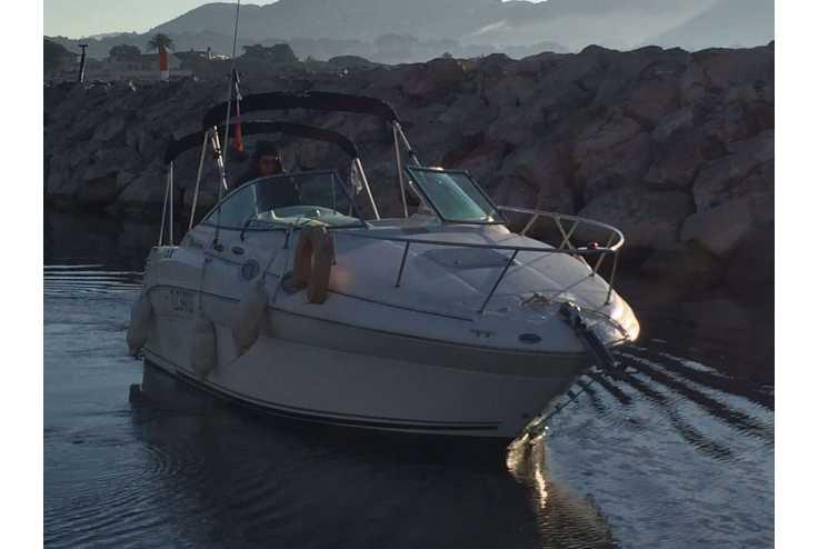 bateau SEA RAY SR 275 occasion Bouches du Rhone - PACA   26 500 €