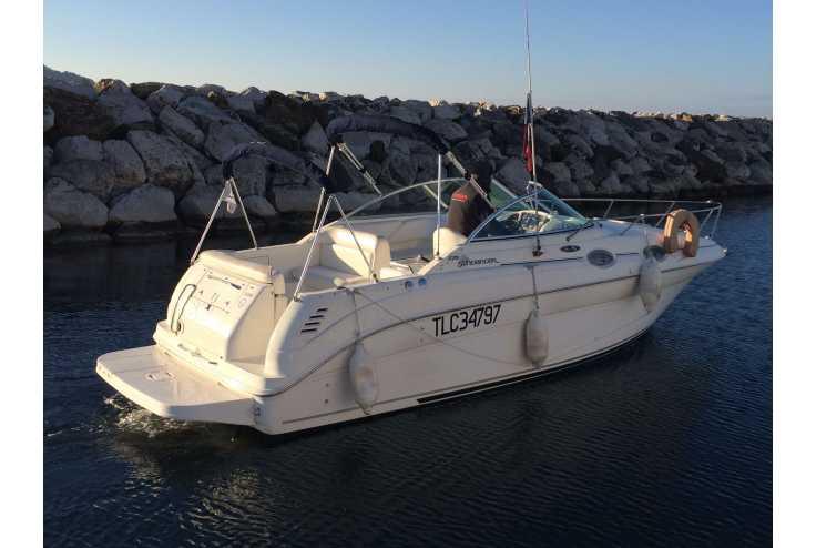 SEA RAY SR 275 - Bateau occasion 13 - Vente 26500 : photo 2