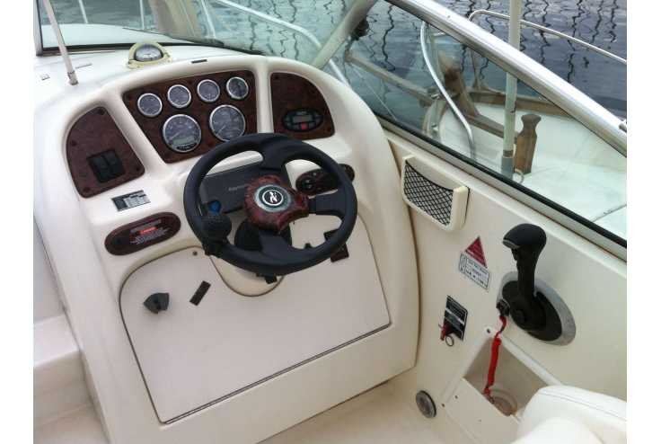 SEA RAY SR 275 - Bateau occasion 13 - Vente 26500 : photo 3