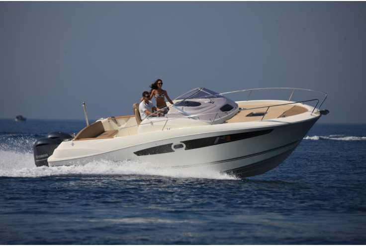 bateau JEANNEAU CAP CAMARAT 8.5 WA HONDA occasion Bouches du Rhone - PACA   73 000 €