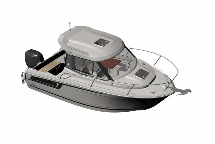 JEANNEAU MERRY FISHER 605 - Bateau neuf 13 - Vente 32270 : photo 3