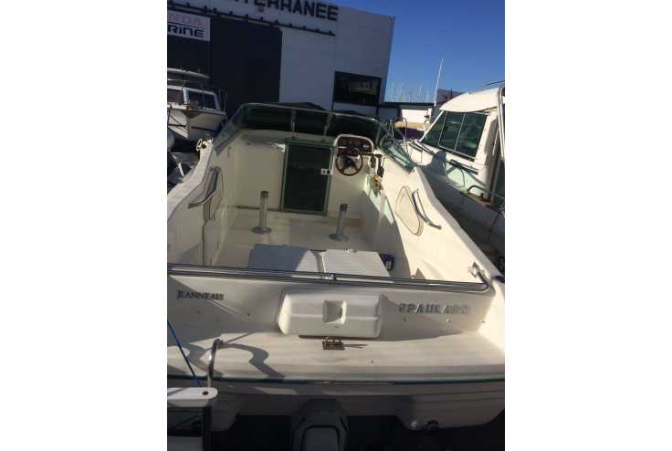 JEANNEAU LEADER 605 - Bateau occasion 13 - Vente 8900 : photo 1
