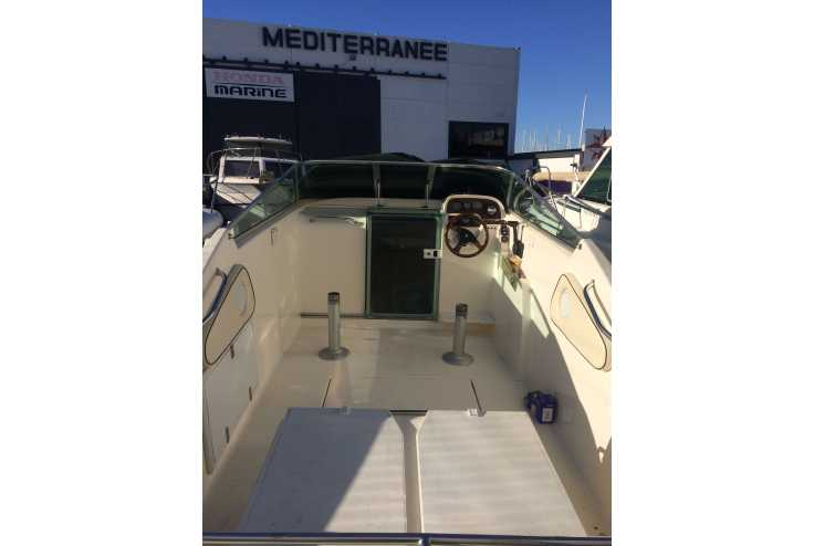 JEANNEAU LEADER 605 - Bateau occasion 13 - Vente 8900 : photo 2