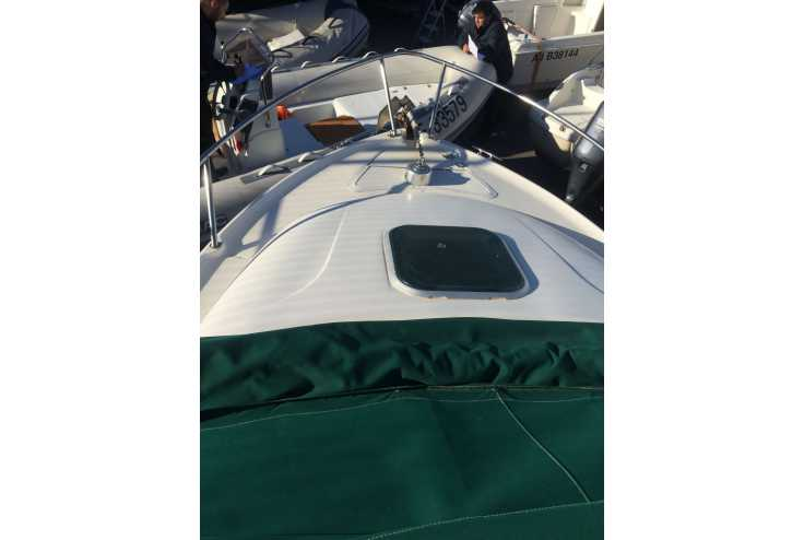 JEANNEAU LEADER 605 - Bateau occasion 13 - Vente 8900 : photo 6