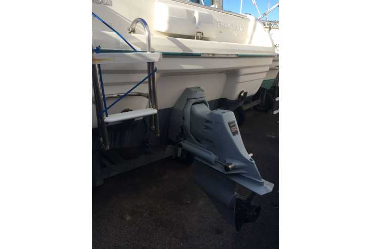 JEANNEAU LEADER 605 - Bateau occasion 13 - Vente 8900 : photo 8