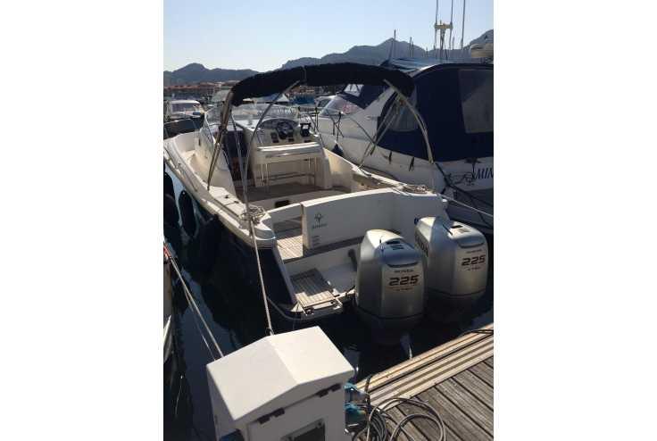 bateau JEANNEAU CAP CAMARAT 925 WA occasion Bouches du Rhone - PACA   59 000 €