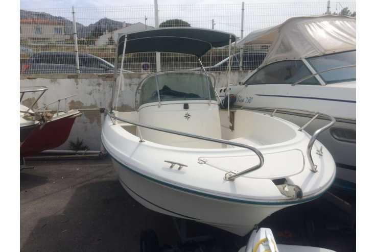 bateau JEANNEAU CAP CAMARAT 625 occasion Bouches du Rhone - PACA   9 950 €