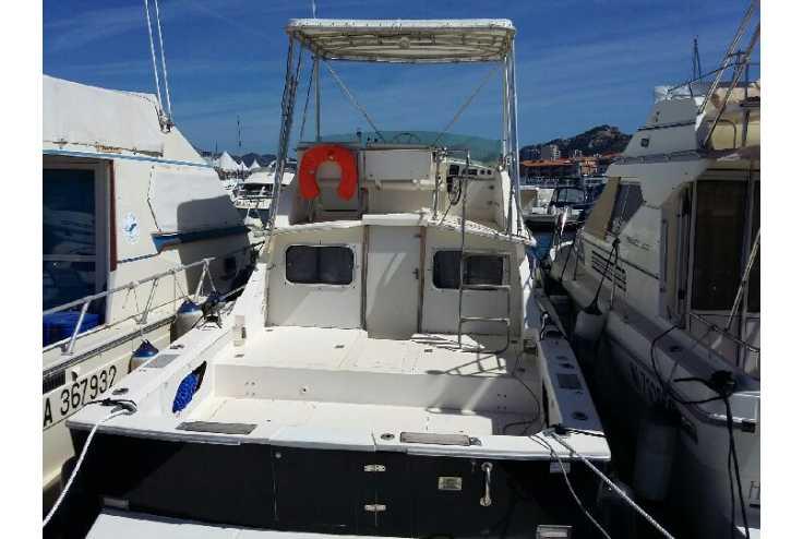 bateau BERTRAM BERTRAM 28 occasion Bouches du Rhone - PACA   14 900 €