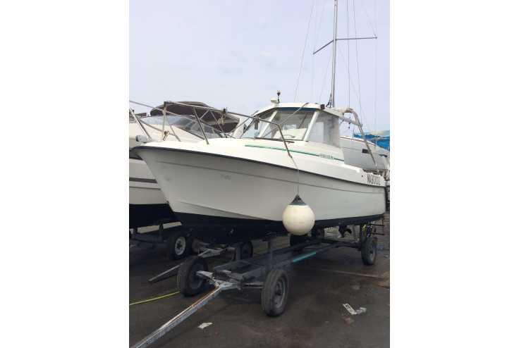 bateau BENETEAU CALIFORNIE 580 occasion Bouches du Rhone - PACA   6 900 €