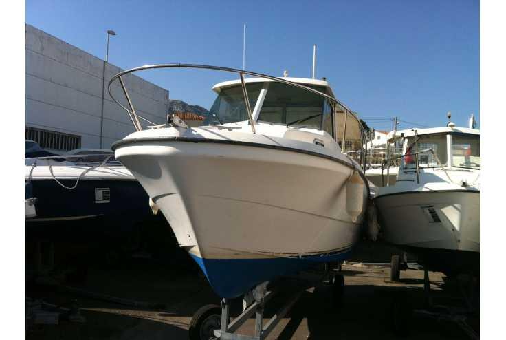 bateau BENETEAU ANTARES 620 IB occasion Bouches du Rhone - PACA   9 300 €