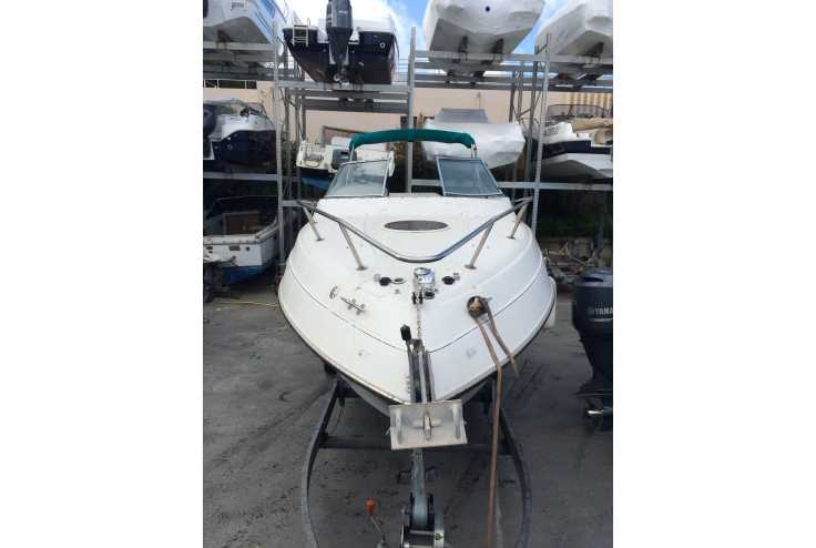 FOUR WINNS 258 - Bateau occasion 13 - Vente 16900 : photo 2