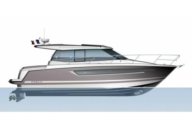 bateau JEANNEAU NC 11 occasion Var - PACA   245 000 €