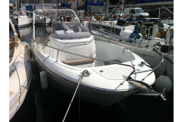 bateau JEANNEAU CAP CAMARAT 7.5 CC S�rie � occasion Bouches du Rhone - PACA   39 500 �