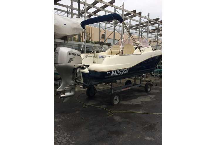 bateau JEANNEAU CAP CAMARAT 755 WA occasion Bouches du Rhone - PACA   35 000 €
