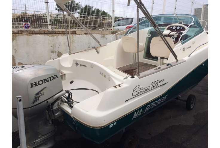 bateau JEANNEAU CAP CAMARAT 755 WA occasion Bouches du Rhone - PACA   19 500 €