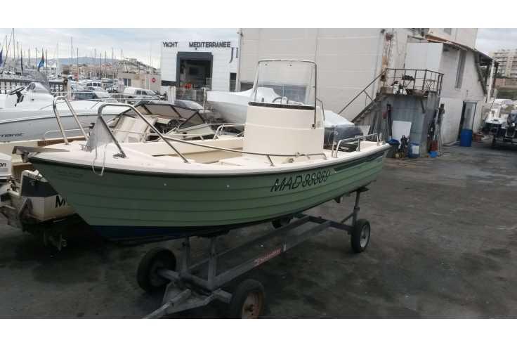 bateau CRESCENT 551 CC LUXE PANDA occasion Bouches du Rhone - PACA   8 900 €