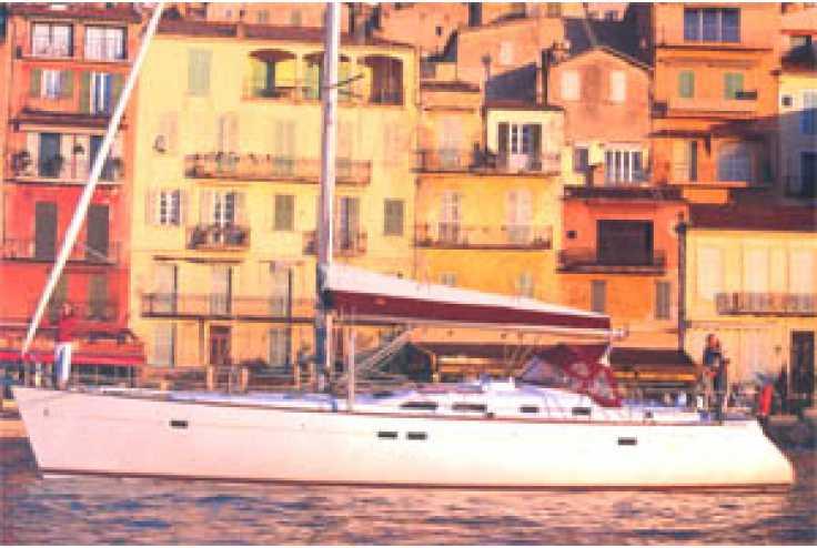 bateau BENETEAU OCEANIS 473 occasion Bouches du Rhone - PACA   125 000 €