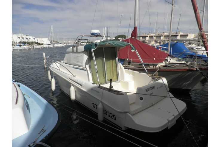 JEANNEAU bateau MERRY FISHER 655 occasion