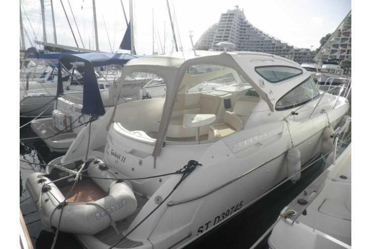 JEANNEAU bateau PRESTIGE 34S occasion