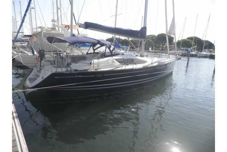 JEANNEAU bateau SUN ODYSSEY 50DS occasion