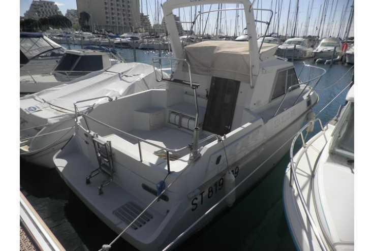 EIDER MARINE bateau SEA ROVER 7600 occasion