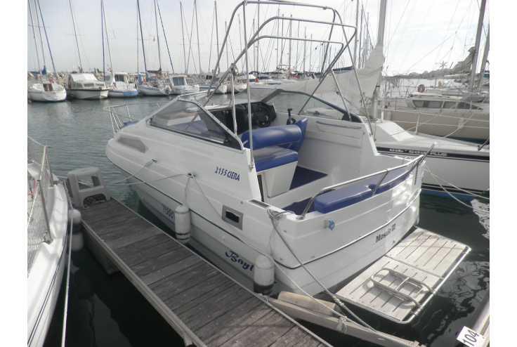 BAYLINER bateau 2155 CIERA occasion