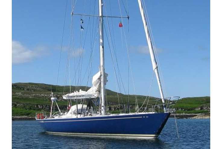 bateau TECHNI MARINE PLAN VATON 78 occasion Herault - Languedoc-Roussillon   590 000 €
