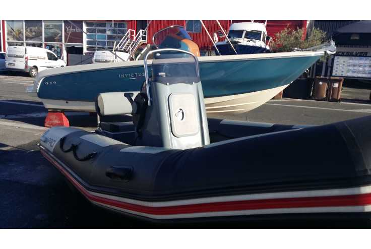 bateau ZODIAC PRO 500 TOURING occasion Herault - Languedoc-Roussillon   18 000 €