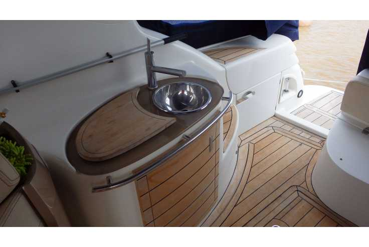 SESSA MARINE C35 - Bateau occasion 34 - Vente 105000 : photo 3