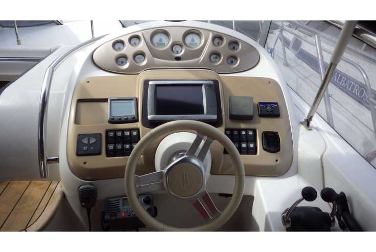 SESSA MARINE C35 - Bateau occasion 34 - Vente 105000 : photo 4