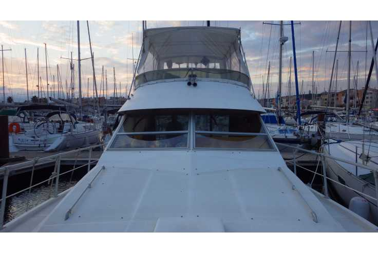 Guy Couach 1100 FLY - Bateau occasion 34 - Vente 54000 : photo 1