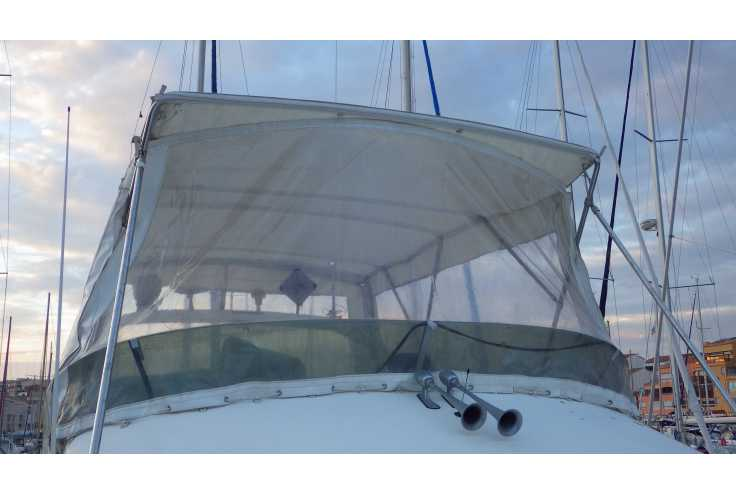 Guy Couach 1100 FLY - Bateau occasion 34 - Vente 62000 : photo 4